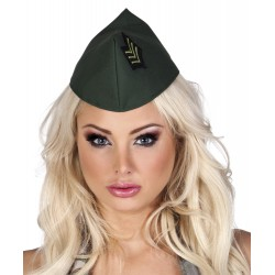 Baret army groen