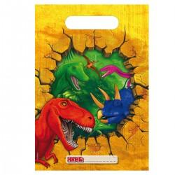 Feestzakjes Dino