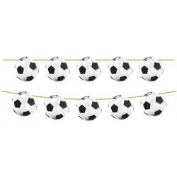 Vlaggenlijn voetbal