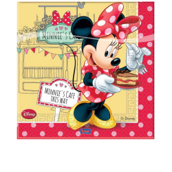 Servetten Minnie