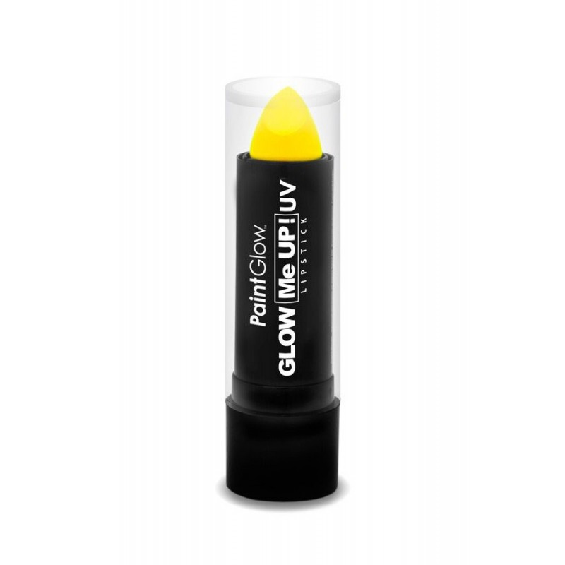 Lipstick fluor geel