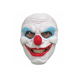 Masker clown creepy smile
