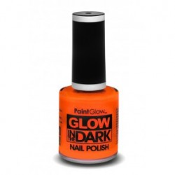 UV / blacklight nagellak oranje