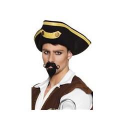 Snor en sik piraat
