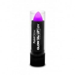 Lipstick fluor paars