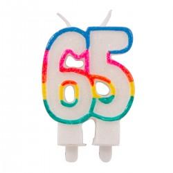 Cijferkaars 65
