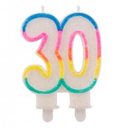 Cijferkaars 30