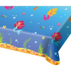Tafelkleed zeemeermin