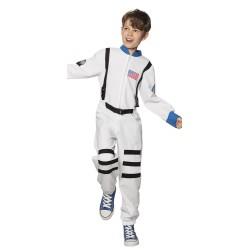 Kostuum astronaut kind