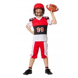 American football jongen