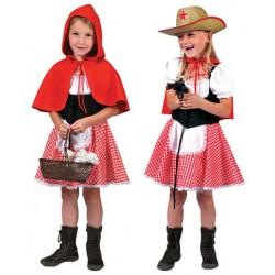 Roodkapje / Cowgirl