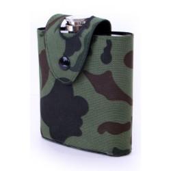 Drinkflesje camouflage