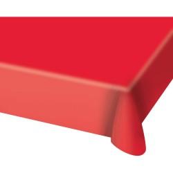 Tafelkleed rood