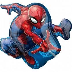 Heliumballon Spiderman