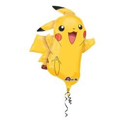 Heliumballon Pokemon Pickachu