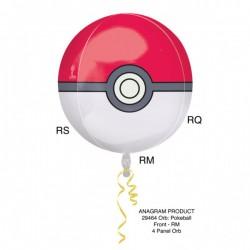 Heliumballon pokemon rond