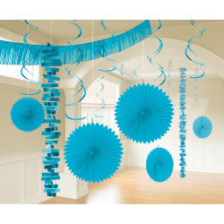 Decoratie kit caribbean blue