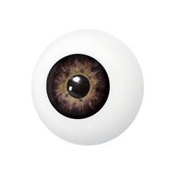 Kunststof oog bruin 1001