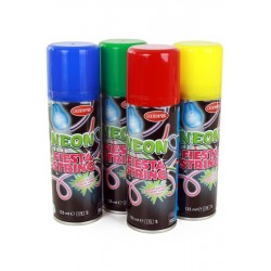 Serpentine spray fluor 4 kleuren