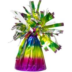 Ballon gewicht regenboog