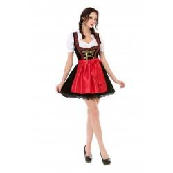 Dirndl / Tiroler jurk Lelita
