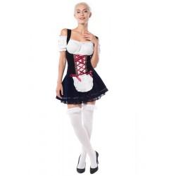 Dirndl / Tiroler jurk Theresia
