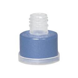 Pearlite glanzend poeder 732 blauw