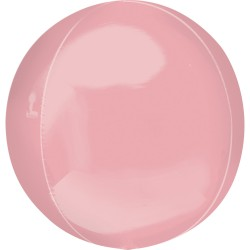Orbz pastel roze