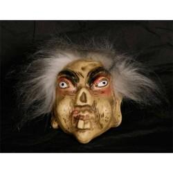 Decoratie trollen hoofd