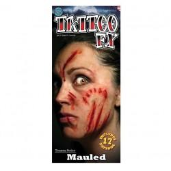 Nepwond Mauled
