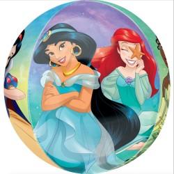 Heliumballon Orbz Disney prinsessen