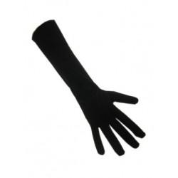 Handschoenen nylon zwart
