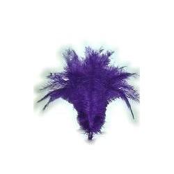 Floss veer zwarte piet paars