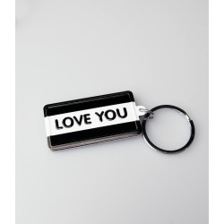 Sleutelhanger Love You