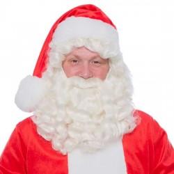 Kerstman baardstel kanskelon