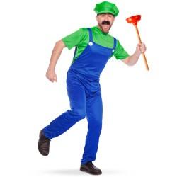 Kostuum Luigi