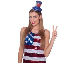 Tiara hoedje USA