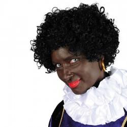 Piet pruik Black Jack Luxe