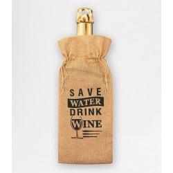 Giftbag save water