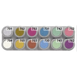 Water make-up pallet 12 kleuren pearl