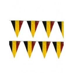 Vlaggenlijn Belgische vlag