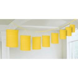 Lantaarn slinger Yellow Sunshine