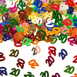 Tafeldecoratie / confetti 20