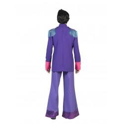 Colbert Beatle paars