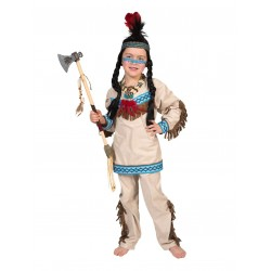 Kostuum Indiaan