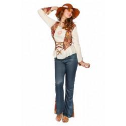 Kostuum Hippie