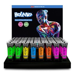 UV fluor body- en facepaint
