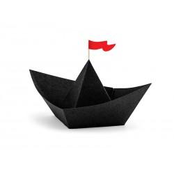 Piratenboten knutselen