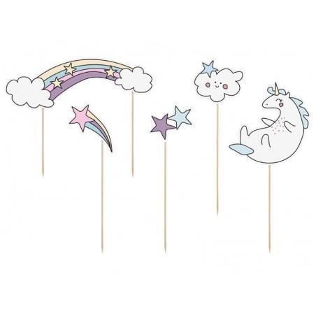 Caketopper unicorn