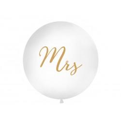 Latex ballon Mrs. 100cm